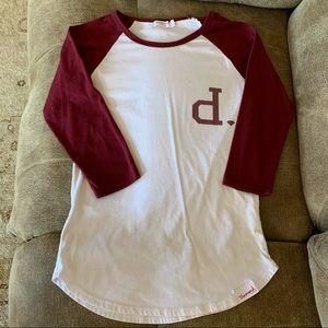 Diamond Supply Co. Ladies Baseball Shirt